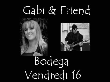 VEN 16 Gabi & Friend